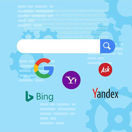 آموزش موتورهای جستجو