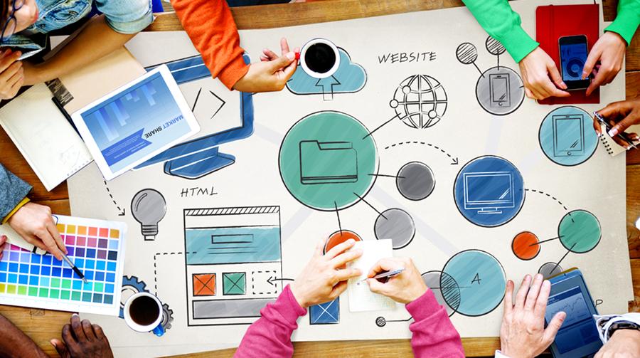 استراتژی طراحی سایت