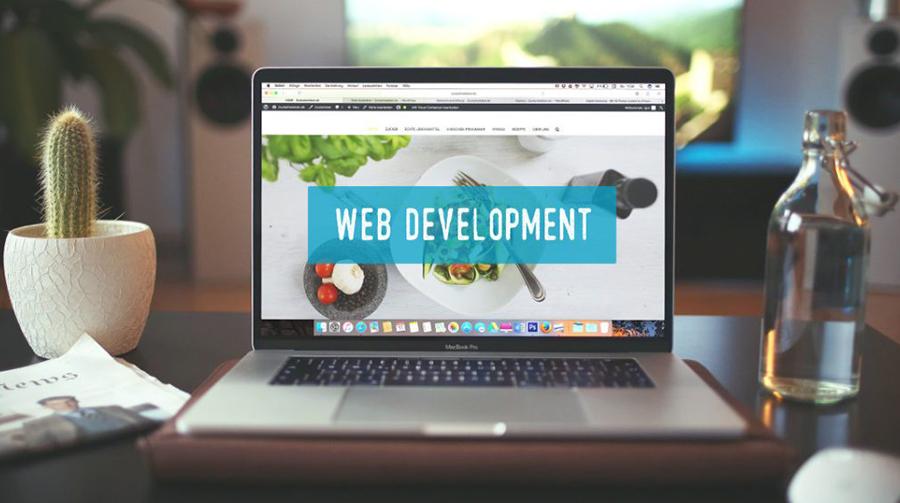 توسعه دهنده ی سایت